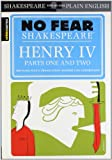 Henry IV , Parts One and Two(No Fear Shakespeare)