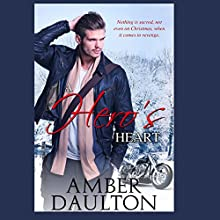 A Hero's Heart (       UNABRIDGED) by Amber Daulton Narrated by Kevin Giffin