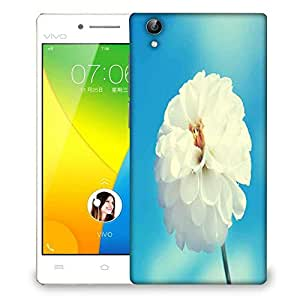 Snoogg Beautiful Flower Images Designer Protective Phone Back Case Cover For VIVO Y51 L