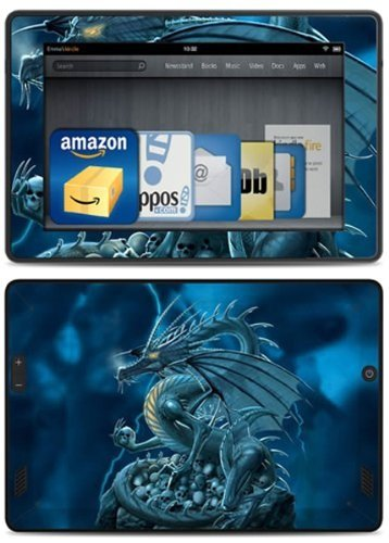 All Kindle Fire HD Decal/Skin Kit, Abolisher (will not fit prior generation HD or HDX models) at Electronic-Readers.com