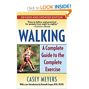 Click to buy Lose Weight Walking: Walking: A Complete Guide to the Complete Exercise  from Amazon!