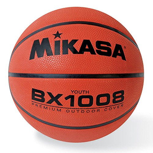 Mikasa BX1000 Rubber Outdoor Basketball - 1