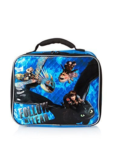How To Train Your Dragon 2 - Insulated Lunchbox Lunch Bag - 1