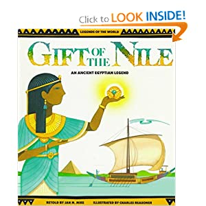 Amazon.com: Gift Of The Nile - Pbk (9780816728145): Jan M. Mike ...