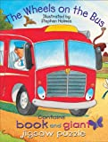 Wheels on the Bus (Book and Puzzle Packs)