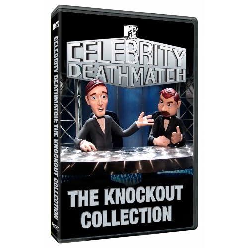 Celebrity deathmatch dvd box set