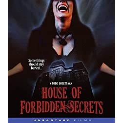 House Of Forbidden Secrets [Blu-ray]