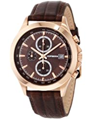 CEPHEUS Men's CP602-395 Chronograph Watch