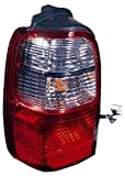Depo 312-1936L-AS Toyota 4Runner Driver Side Replacement Taillight Assembly