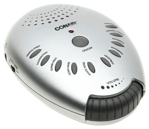 Conair Sound Therapy Sound Machine