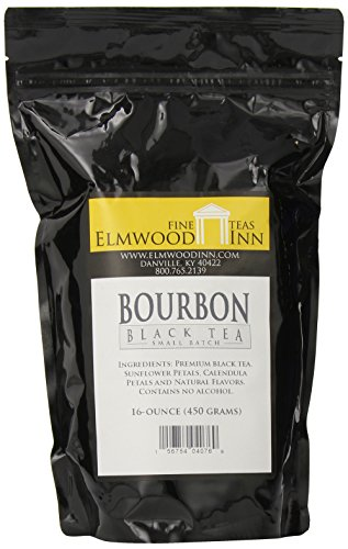 Elmwood Inn Bourbon Black Tea, 16 Ounce