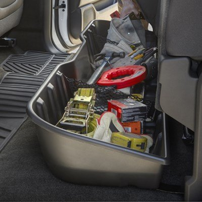 Genuine GM Underseat Storage for Extended Cab 23183670