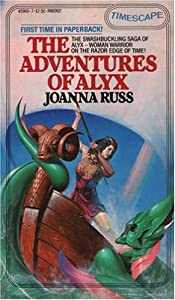 The Adventures of Alyx by Joanna Russ