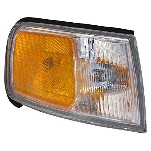 CarPartsDepot 94-97 HONDA ACCORD LX EX DX SE RIGHT RH SIDE CORNER SIGNAL LIGHT LAMP NEW 95 96 (96 Honda Accord Lx compare prices)