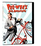 Pee-Wee's Big Adventure DVD