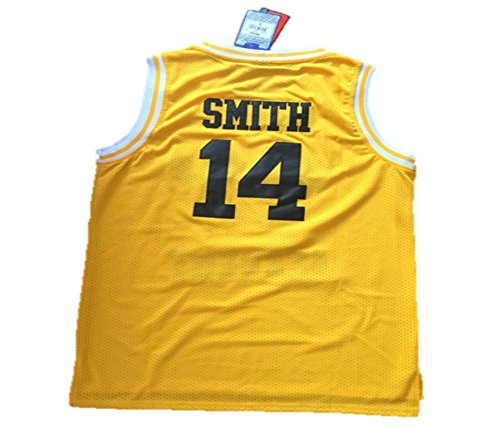 THE Fresh Prince of Bel-air Basketball Jersey Academy Size S/44