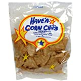 Havea Corn Chips, Regular Flavor, 4-Ounce Bag (Pack of 24)