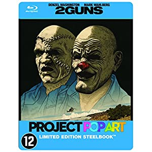 2 Guns - Edition Limitee Boitier Metal Steelbook [2013] [Blu-ray]