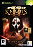 echange, troc Knight of the Old Republic 2 : The Sith Lords