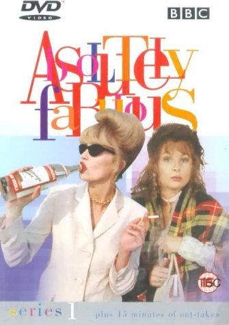Absolutley Fabulous - Series 1 [DVD] [1992]