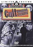 echange, troc Cult Horror Classics [Import USA Zone 1]