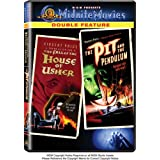 The Fall of the House of Usher / The Pit and the Pendulum (Midnite Movies Double Feature) ~ Vincent Price