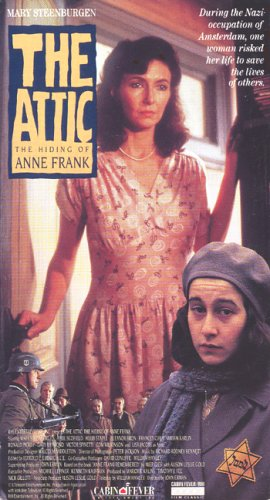 Attic: Hiding of Anne Frank [VHS]
