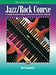 Alfred's Basic Jazz/Rock Course - Les...