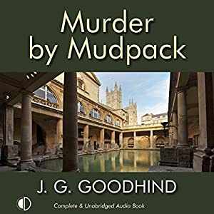Murder by Mudpack Audiobook