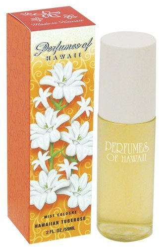 Perfumes of Hawaii - Hawaiian Tuberose Cologne