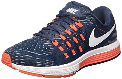 Nike Air Zoom Vomero 11 Scarpe da Ginnastica, Blu (Sqdrn Bl/White/Bl Gry/Ttl Crms), 42 1/2