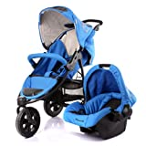 Luxury Pouch Baby Stroller P56 Tricycle Stroller Car Seat Multifunctional Cabarets Socks