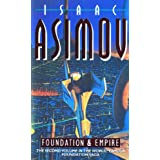 Foundation and Empire (Book Two of The Foundation Series): 2/3by Isaac Asimov