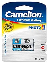Camelion CR2-BP1 Lithium Battery