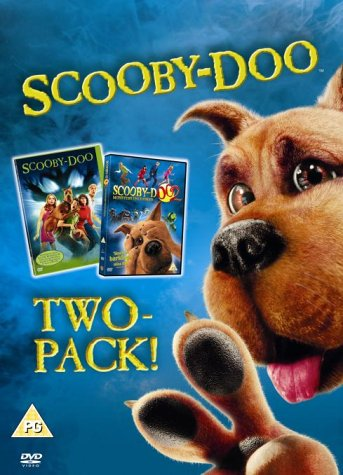 The Scooby Doo Live Action Movie Collection : Scooby Doo / Scooby Doo 2 - Monsters Unleashed (2 Disc Box Set) [2002] [DVD]