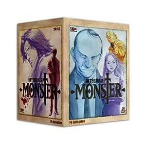 Monster - Intégrale Collector Limitée à 1000 exemplaires [Édition Limitée et Numérotée]