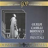 Donizetti: Il Duca d¥'Alba