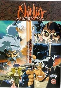 Ninja Resurrection: The Revenge Of Jubei And Hell's Spawn [DVD]