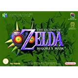 The Legend of Zelda - Majora's Mask (N64)by Nintendo