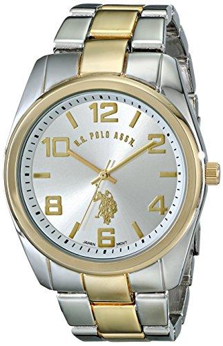 U.S. Polo Assn. Classic Men'S Usc80287 Analog Display Analog Quartz Two Tone Watch