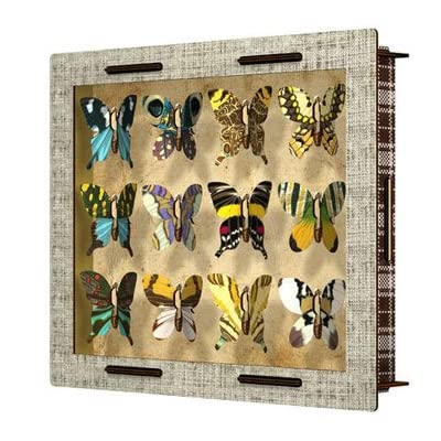 Decorative Paper Butterfly Display||AFTST||RF10F