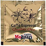 Caffè Molinari Espresso Qualità Oro, 150 ESE Pads, 1,05 kg