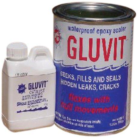 Travaco Gluvit Epoxy Waterproof Sealer