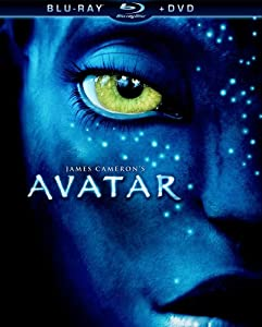 Cover of &quot;Avatar (Two-Disc Blu-ray/DVD Co...