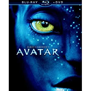512Kb3ix8VL. SL500 AA300  Avatar (Two Disc Blu ray/DVD Combo)   $20 + S&H