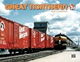 Great Northern Railway 2012 Calendar (Classic Rail Images)