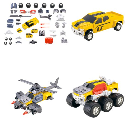Hot Wheels Custom Motors Full Force Deluxe Attack Pack Vehicle