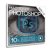 Maîtriser Photoshop CS6 / CC - Formation vidéo HD complète de plus de 10h...