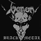 Black Metal by Venom (2006) Audio CD