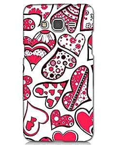 Hugo Samsung Galaxy On7 Back Cover